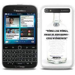 Fantastic Case - Blackberry Classic - etui na telefon - wódka