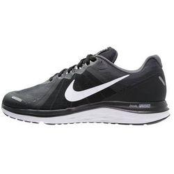 Nike Performance DUAL FUSION X 2 Obuwie do biegania treningowe black/white/dark grey
