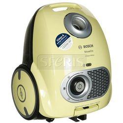 Odkurzacz Bosch BGL 35110 (Z workiem 600W Żółty)