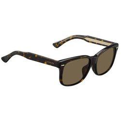Okulary Słoneczne Gucci GG 1140/F/S Asian Fit Polarized KCL/SP