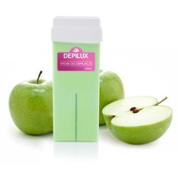 DEPILUX WOSK ROLKA GREEN APPLE 100 ML