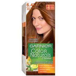 Color Naturals farba do włosów 6.41 Złoty bursztyn