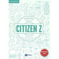 Citizen Z 7 Workbook - Herbert Puchta, Jeff Stranks, Peter Lewis-Jones (opr. miękka)