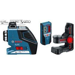 GLL 3-80 P + BM 1 + LR2 Bosch Laser płaszczyznowy