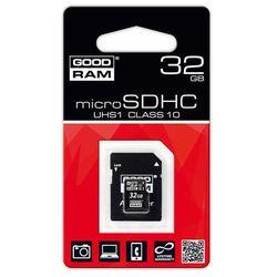 Karta pamięci microSDHC UHS1 32 GB + adapter SD