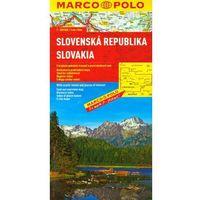 Słowacja. Mapa Marco Polo W Skali 1:300 000