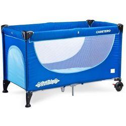 Caretero Simplo łóżeczko turystyczne blue