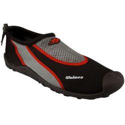 Buty do wody Waimea - Popielaty/Czerwony