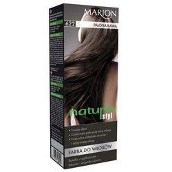 Marion Farba do włosów Natura Styl nr 622 palona kawa