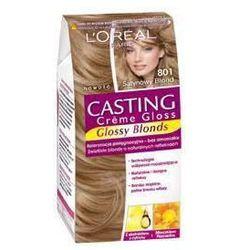 L'Oreal Paris Casting Creme Gloss farba do włosów 801 Blond Satin Satynowy blond