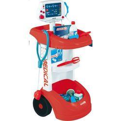 Wózek medyczny - elektroniczny