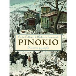 Pinokio Historia pajacyka (opr. twarda)