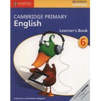 Cambridge Primary English Stage 6 Learner's Book (opr. miękka)