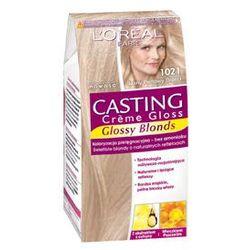 Casting Creme Gloss farba do włosów 1021 Jasny perłowy blond