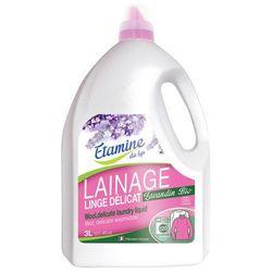 EDL płyn do prania delikatnych tkanin i wełny organiczna lawenda 3 l EDL harce 15% (-15%)