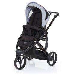 ABC DESIGN Wózek dziecięcy Cobra plus black-graphite grey,stelaż black / siedzisko black