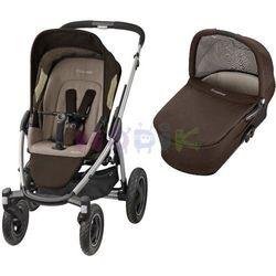 Wózek wielofunkcyjny Mura Plus 4 Maxi-Cosi (earth brown)
