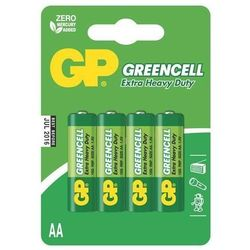 GP 15G Baterie Greencell R6 (AA)
