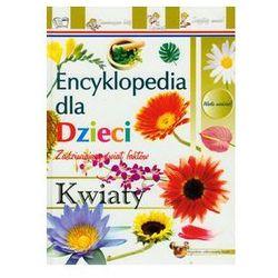 Kwiaty Encyklopedia dla dzieci