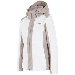 4F damska kurtka narciarska H4Z17 KUDN005 biały S BEZPŁATNY ODBIÓR: WROCŁAW!