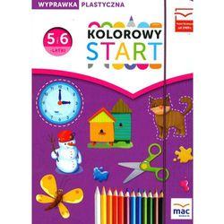00 KOLOROWY START RPP PRACE PLAST+TECZKA MAC 9788378739425 + zakładka do książki GRATIS