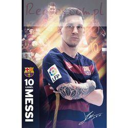 FC Barcelona Lionel Messi - plakat