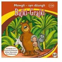 Mowgli syn dżungli Bajki-grajki/CD/ - Praca zbiorowa