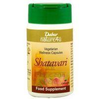SHATAVARI Dabur 60 kapsułek (Suplement Diety)