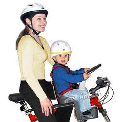 Fotelik rowerowy WeeRide Kangaroo Carrier Premium