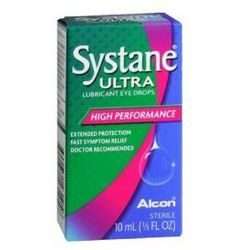 Systane Ultra 10ml - krople do oczu