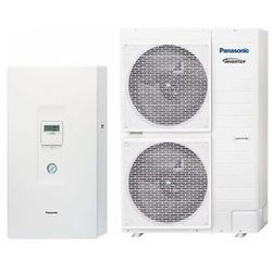 Pompa ciepła Panasonic AQUAREA KIT-WXC12F9E8