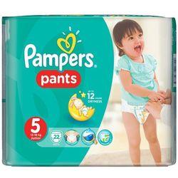 PAMPERS Pants 5 Junior 22szt Pieluchomajtki