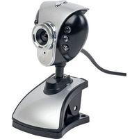 Kamera Gembird Cam0360u-1 0.3m Pixels 60fps Z Mikrofonem Night Vision