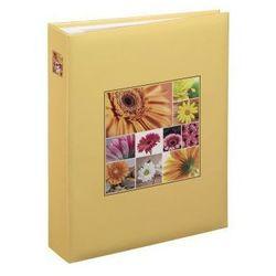 Album fotograficzny HAMA Flower Żółty 10X15/200