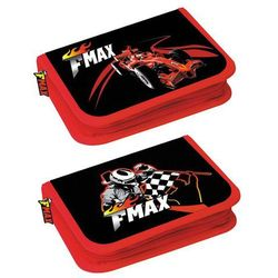 Piórnik STARPAK 329220 FMax 2 klapki z wyposażeniem