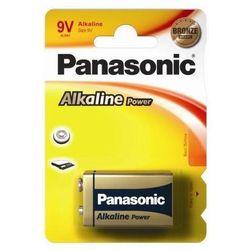Panasonic Bateria alkaliczna 6LR61 9V 9303
