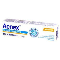 ACNEX żel punktowy 15 g