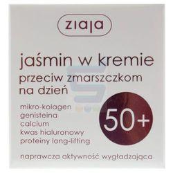 Ziaja Jaśmin 50+ Krem przeciw zmarszczkom na dzień 50 ml