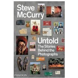 Steve McCurry Untold: The Stories Behind the Photographs (Książka) (opr. twarda)