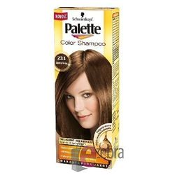 Palette Color Shampoo Szampon koloryzujący nr 231 Jasny Brąz
