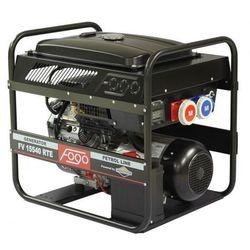 Agregat prądotwórczy Fogo FV 15540, Model - FV 15540 RTEA