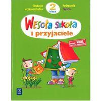 Wesoła szkoła i przyjaciele 2 podręcznik część 4 (opr. miękka)