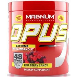 MAGNUM NUTRACEUTICALS Opus 444g Red Berry Candy