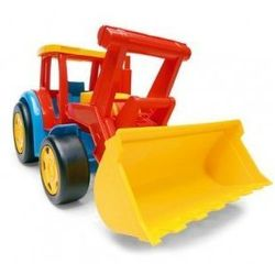 Gigant Truck Traktor Spychacz - WADER 66000 - #A1