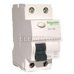 Wyłącznik różnicowoprądowy 25A 1-fazowy, różnicówka ACTI9 Schneider Electrics
