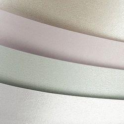 Papier ozdobny Millenium Galeria Papieru, biały, format A4, opakowanie 50 arkuszy, 206201