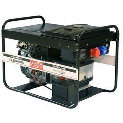 Agregat prądotwórczy Fogo FV 20000, Model - FV 20000 RTE