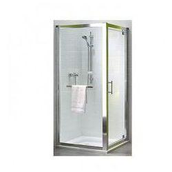 Drzwi Koło Geo 6 Pivot do wnęki, 80 cm, szkło PRISMATIC GDRP80205003