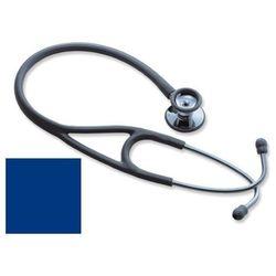 Lekki stetoskop kardiologiczny SPIRIT DeluxeLite CK-A747PF ciemno niebieski