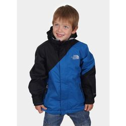 Snow Alert Triclimate Jacket Boys - snorkel blue